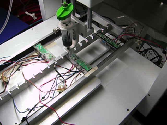 机/pcb板点胶机/电路板点胶机——全自动型点胶机,三轴运动