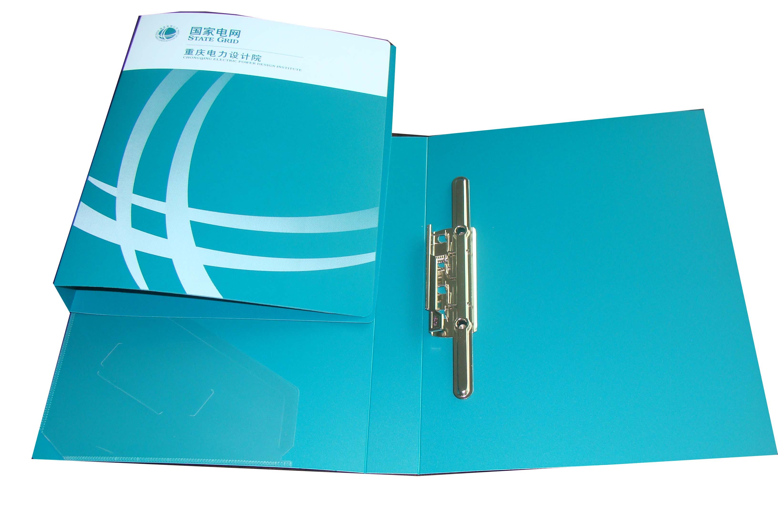 文件夹定做_订制南方电网文件夹价格信息/定做电力公司专用文件夹 - [礼品 ...
