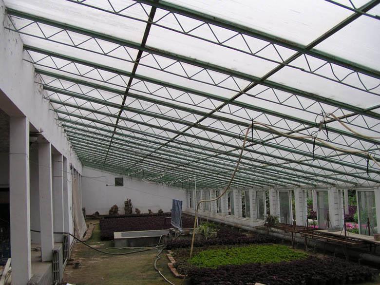 阳光板大棚阳光板温室大棚造价阳光板大棚