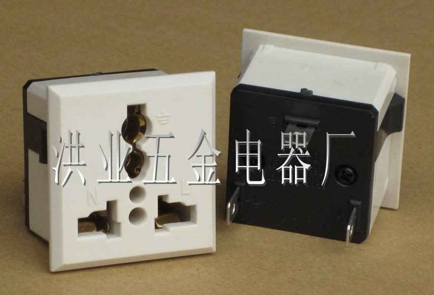 欧标插座接线盒