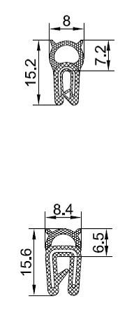 手绘电柜接线图