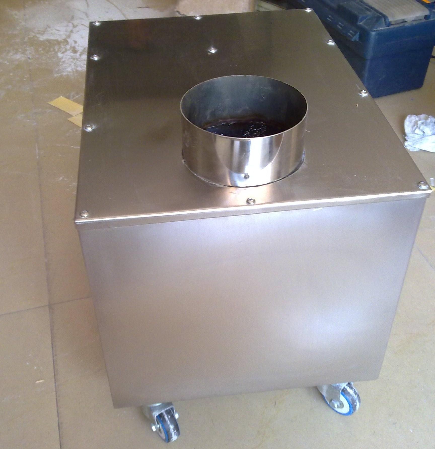 ylc-9 不锈钢式超声波加湿器全不锈钢机体,模块化机芯设计,可
