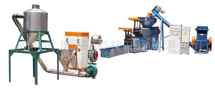 废塑料再生机_供应废旧塑料再生造粒颗粒机设备 - [造粒机,造粒机] - 全球塑胶网