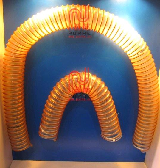 耐磨吸尘管,耐磨风管,耐磨软管,进口耐磨工业软管