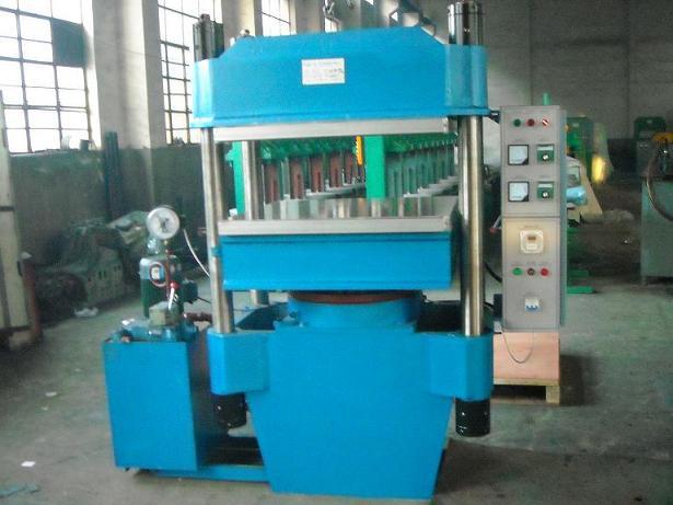 实验室专用硫化机,华博出口硫化机,小型平板硫化机