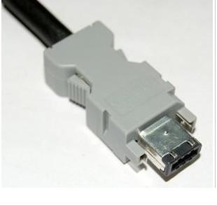 jzsp-cmp9-1-e/安川v系列伺服配件安川编码器接头