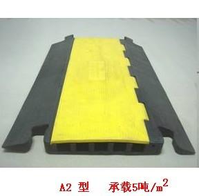 广东线槽减速带 橡胶线槽板 公路线槽板