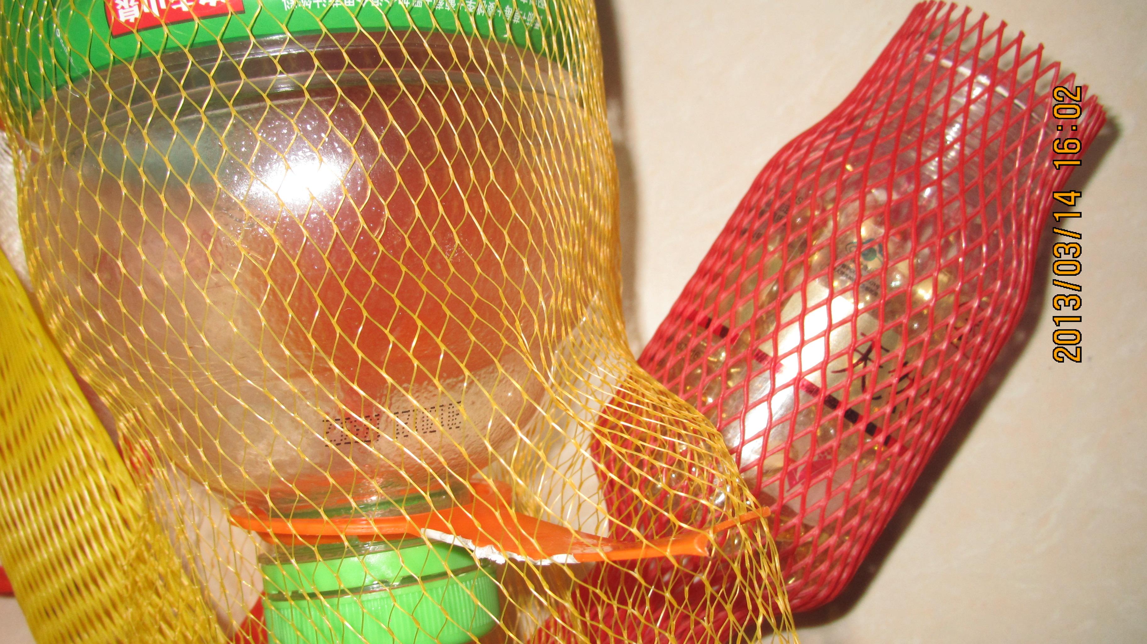 网袋;手工编织网兜