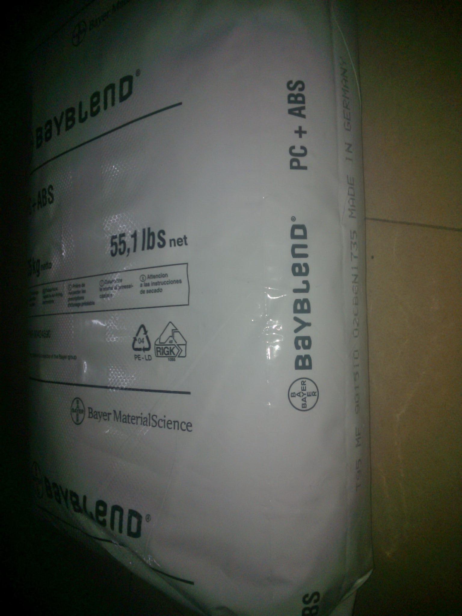 Bayer MaterialScience LLC Bayblend® FR 3010 Acrylonitrile ...