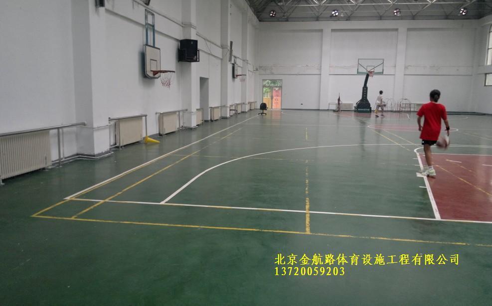 室内篮球场2