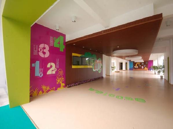 绵阳美福来建材有限公司专注于幼儿园地面材料设计与安装