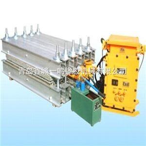 LBD系列隔爆型胶带硫化接头机