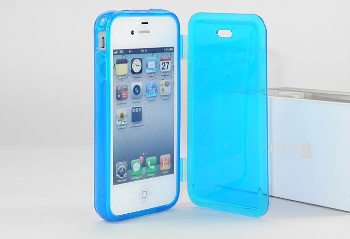 苹果手机保护套的设计 手机保护套www.fbkp.cn除了具有保护手机作用,还有防滑、防辐射,利于携带等作用。其材质主要有皮质、布质及塑料等。20世纪90年代中后期,手机保护套借着移动电话瘦身的契机开始盛行。在中国,各种中高端手机的普及,使得手机套在手机市场上占有很重要的地位。 1产品结构及特点分析 本产品为苹果某型号手机保护套,其结构如图1所示。材料为PC/ABS,该复合材料结合了两种材料的优异特性,ABS材料较好的成型性和PC较高的力学性能以及耐温、抗紫外线(UV)等,可广泛使用在汽车内部零件、事务机