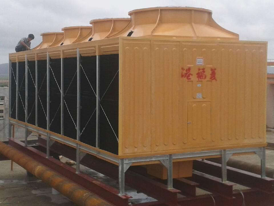 供应工业免电能环保冷却塔 - [工程塑料,工程塑料]