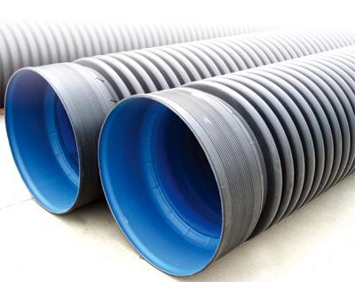供应聚乙烯(HDPE)双壁波纹管