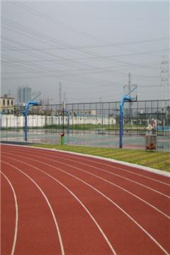 北京学校 跑道 球场 操场 塑胶跑道