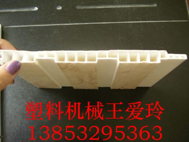 PVC塑料扣板生产线