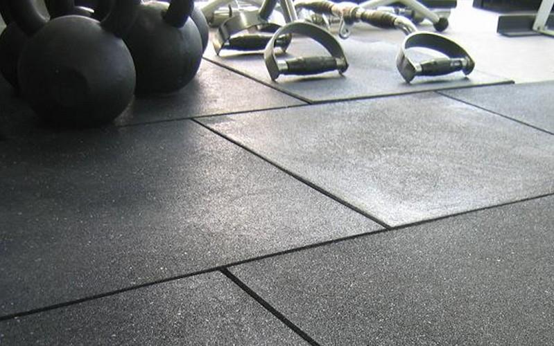 轮胎胶粉地板生产线设备
