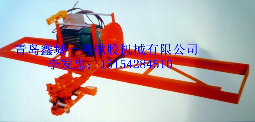 DB-G型钢丝绳运输胶带扒头机
