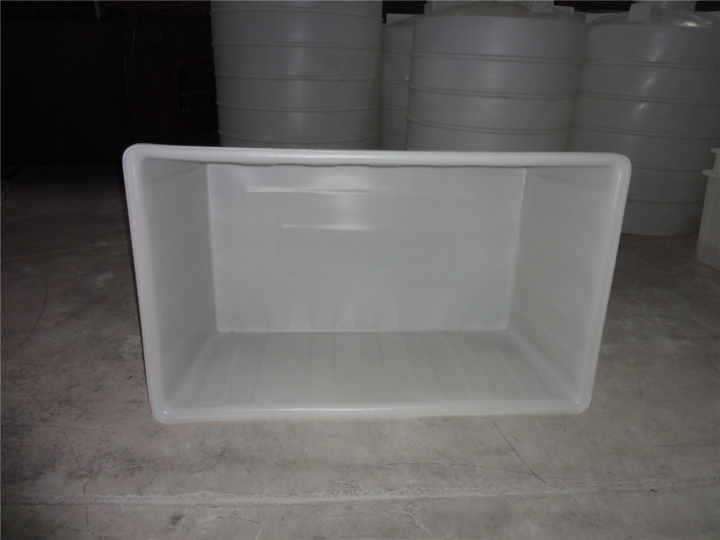 plastic fish farm tank