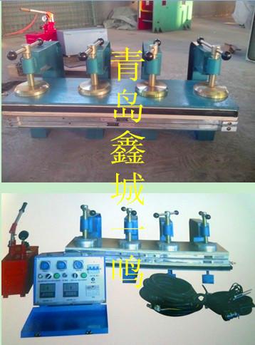 XL组合式运输胶带长条修补机