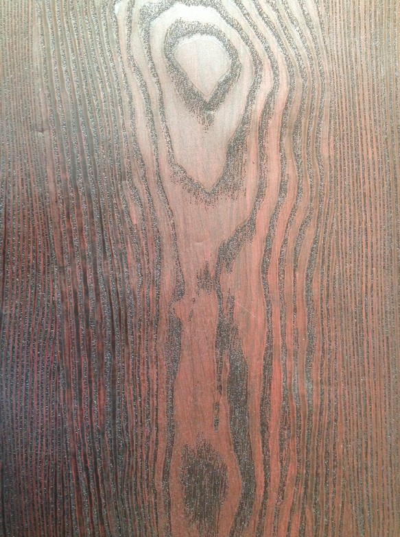 供应pvc同步压纹生态木纹吸塑膜