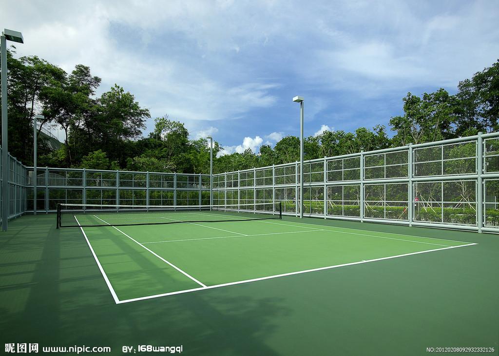 网球场_网球场