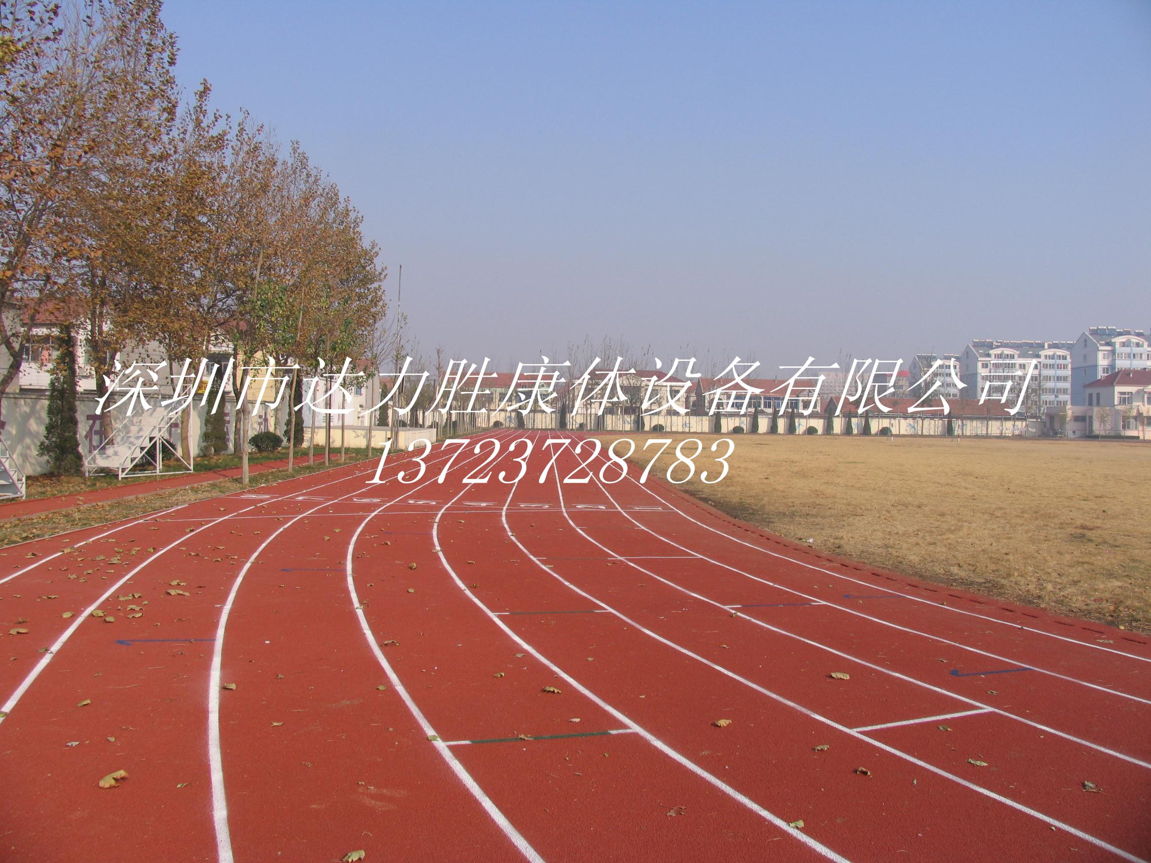 承接跑道施工,200米跑道
