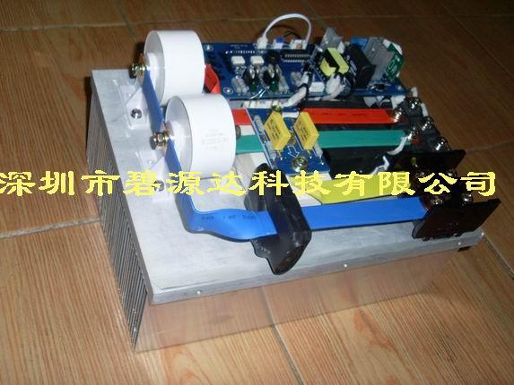 """电磁加热控制器 是深圳市碧源达科技有限公司最新研发的新一代控制器,与以往电磁加热控器板相比,具有性能稳定,故障率低的特点.本电磁加热控制器采用芯片设计,集成度高。可广泛应用于塑料机械(如注塑机、拉丝机、造粒机、挤出机的节能改造工程中)食品机械、原油输送等类似加热行业。 碧源达科技专注电磁加热器6年,遵循""""以人为本、科学技兴""""的企业理念,提供电磁加热器、电磁加热控制板、电磁感应加热器、电磁加热控制器、电磁加热圈、电磁加热节能改造等服务。电磁加热产品分类及应用: 国内电磁加热辊已在各行"""