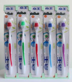 低价格牙刷,牙刷厂家销售低档卡座牙刷