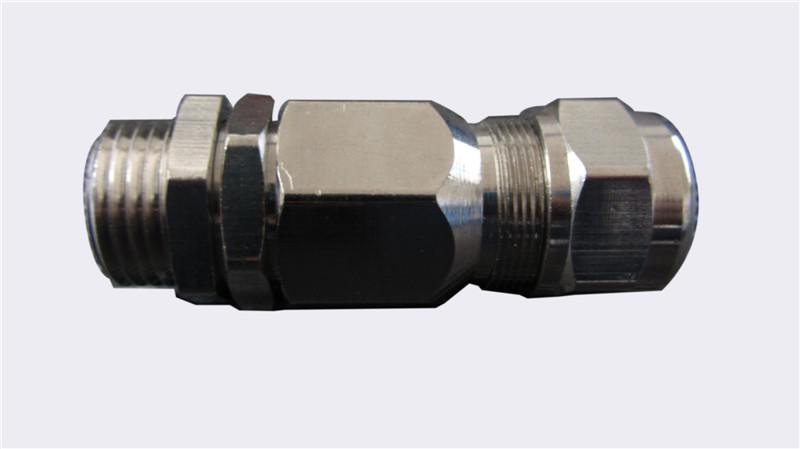 防爆不锈钢管接头,防爆管接头,防爆填料函,防爆管接头