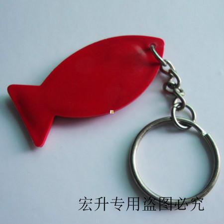 厂家直销定制PVC软胶钥匙扣 卡通广告促销礼品定制