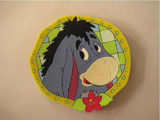 厂家订做家用PVC杯垫,塑胶隔热垫 PVC软胶餐垫
