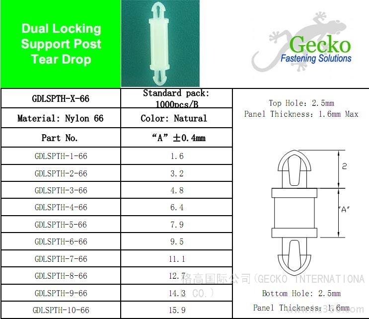 供应格高环保电路板隔离柱gdlspth系列.jpg