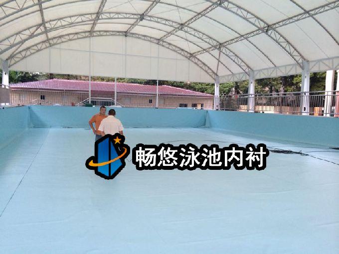 供应畅悠钢结构泳池内衬