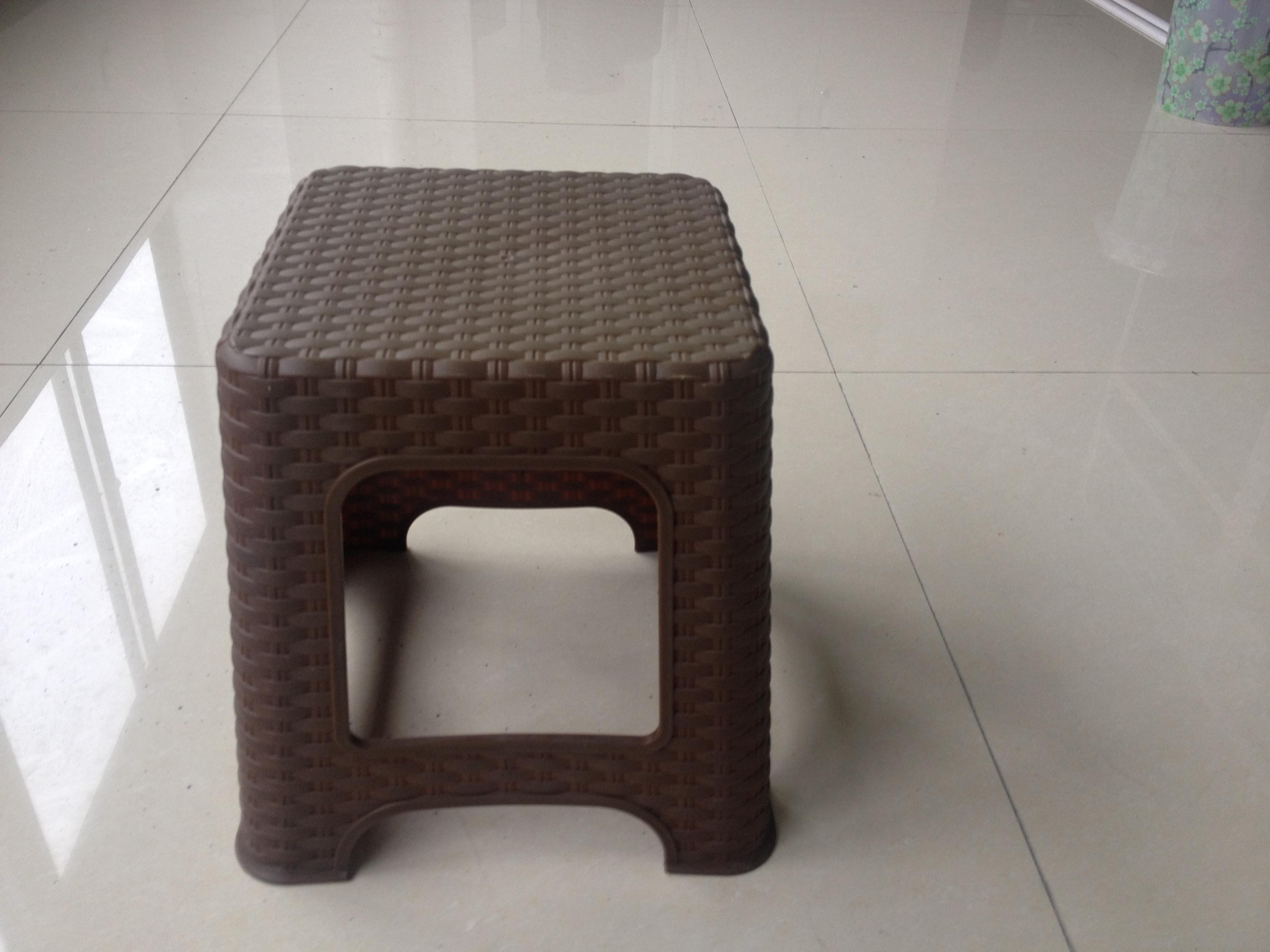编织凳子步骤图片