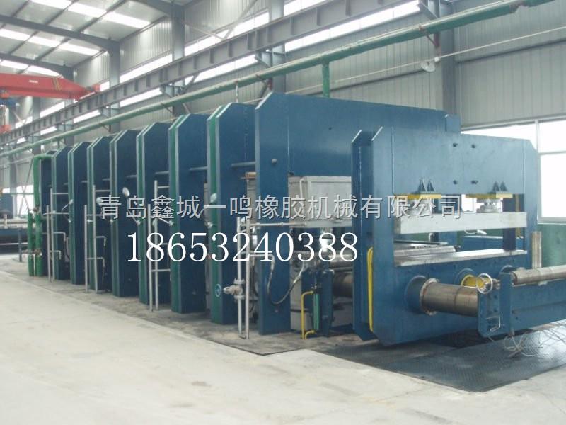 输送带硫化机组,实验室橡胶平板硫化机,小型吨位平板硫化机,25T硫化机