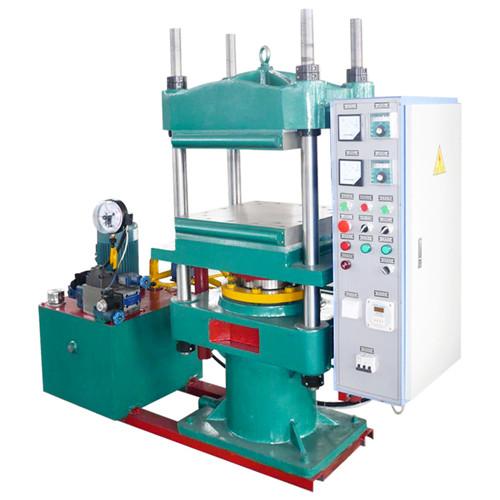 自动橡胶平板硫化机,500*500板面80T硫化机,鑫城一鸣硫化机专业生产厂家