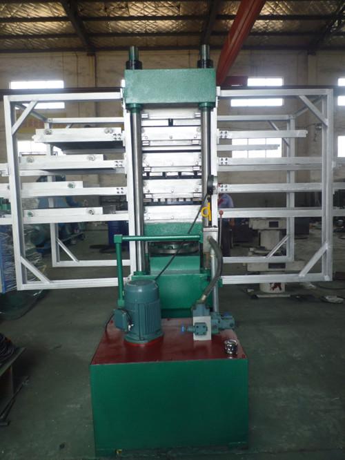 供应各种型号吨位橡胶地板砖液压电加热硫化机,液压硫化机厂家,专业硫化机厂家