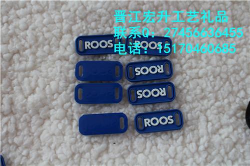 定制PVC软胶商标服装装饰LOGO衣服标签鞋标橡胶胶章滴塑微章