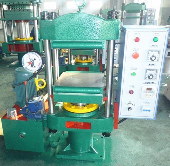 橡胶液压电加热平板硫化机,天然橡胶橡胶硫化机厂家,硫化机价格