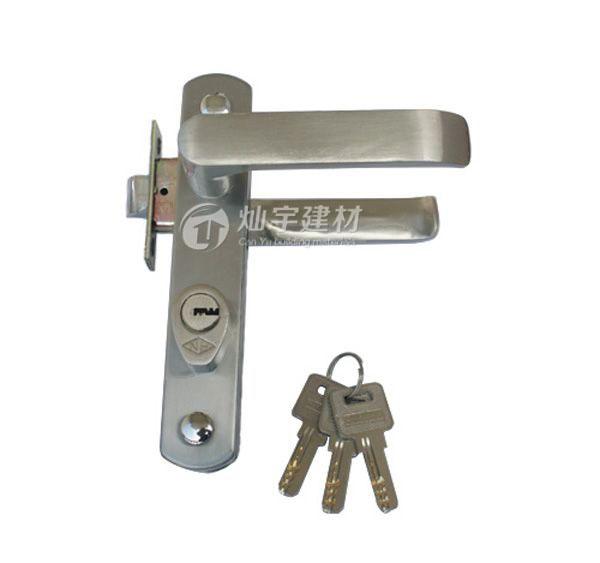铝合金执手,执手型门锁价格