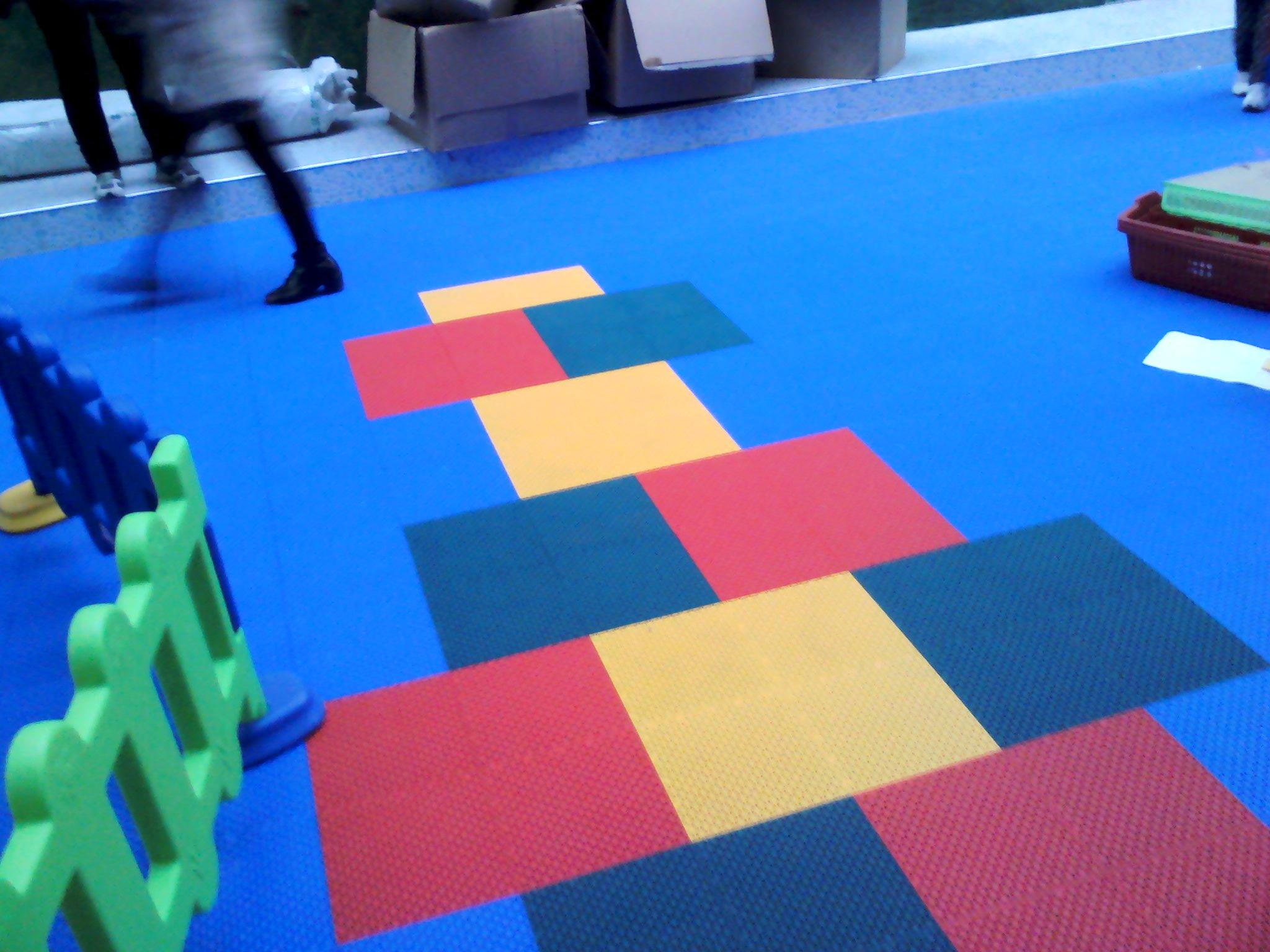 池州安庆悬浮拼装地板