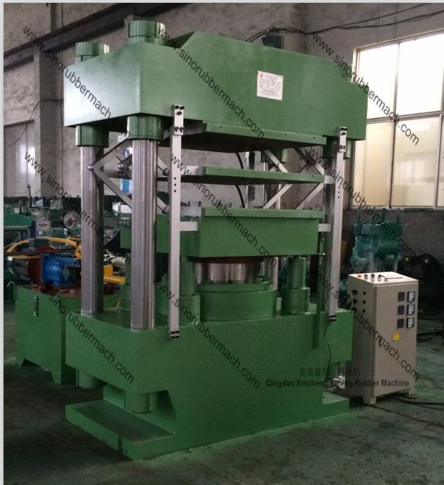 400TEVA油压橡塑发泡成型机 EVA油压发泡机