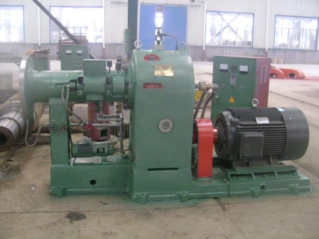 加压式捏炼机 橡胶混炼机 前侧投料捏炼机 青岛捏炼机