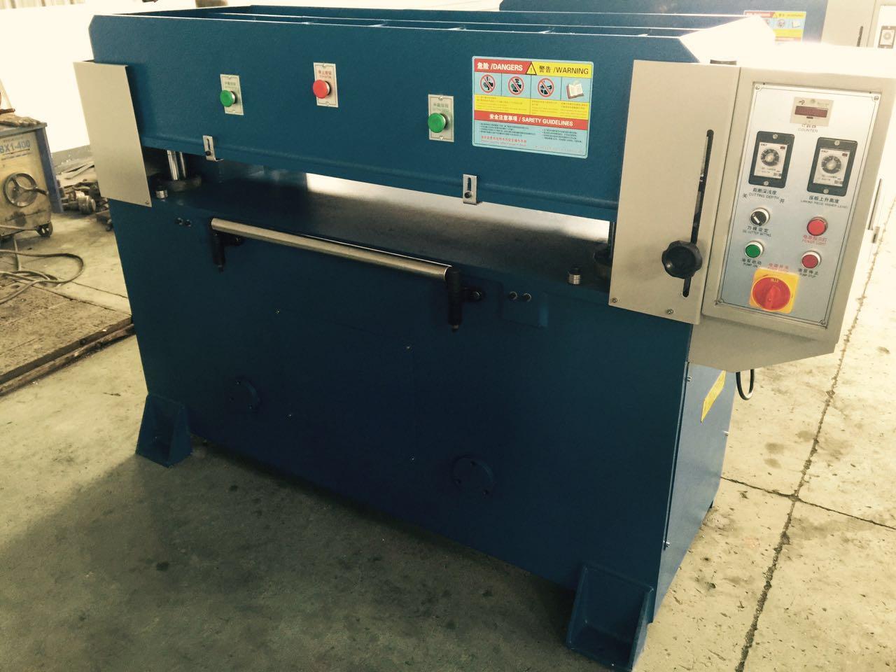 青岛橡胶裁断机 专业的裁断机厂家 裁断机价格 裁断机图片 EVA板材裁断机