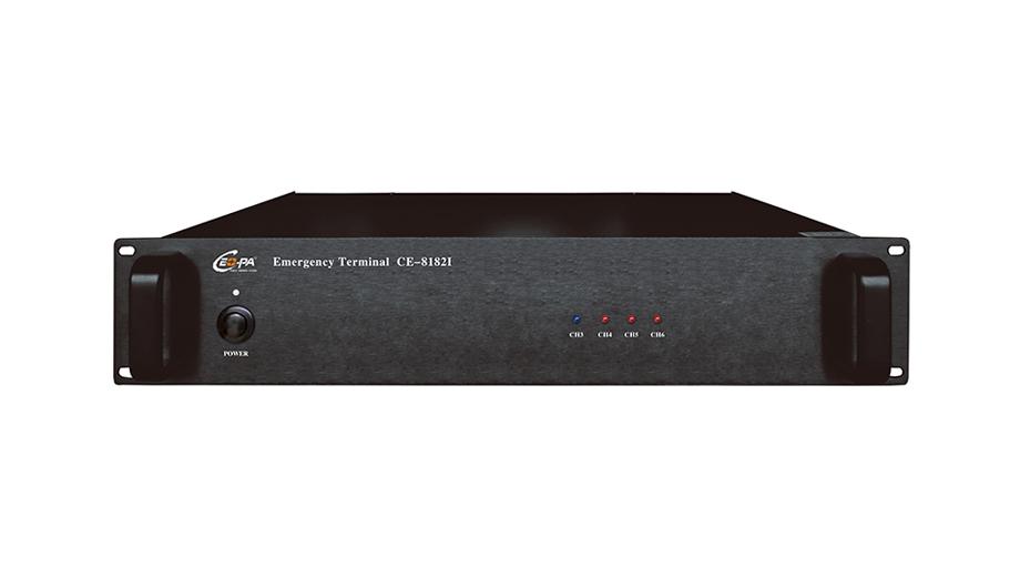 供应公共广播数字预警终端CE-8182I
