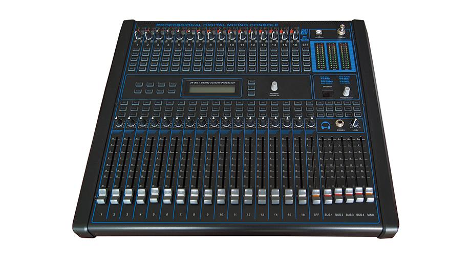 供应专业音响系统数字调音台CE-LAX16
