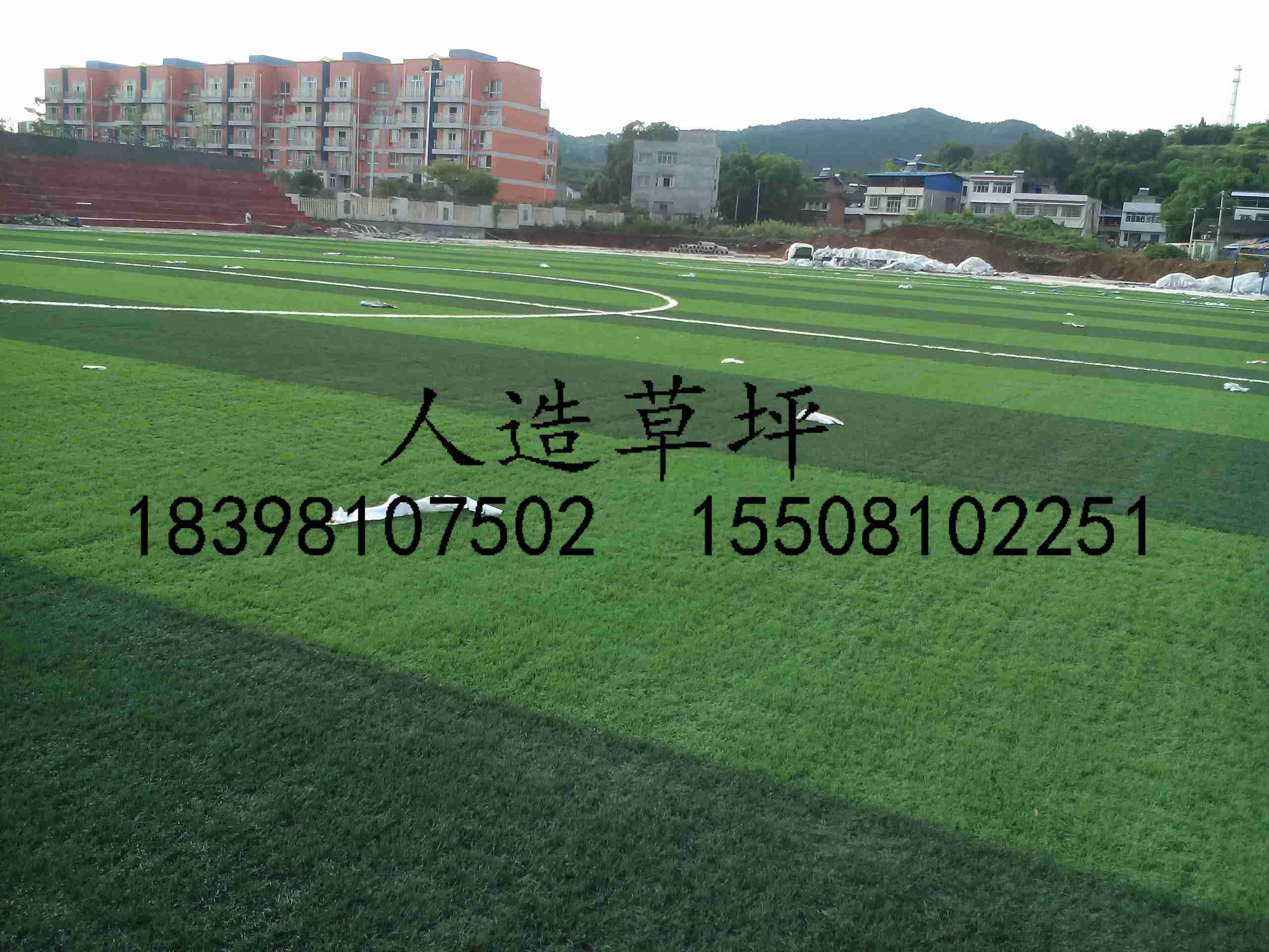 幼儿园人造草坪中小学操场塑胶草坪足球场草坪