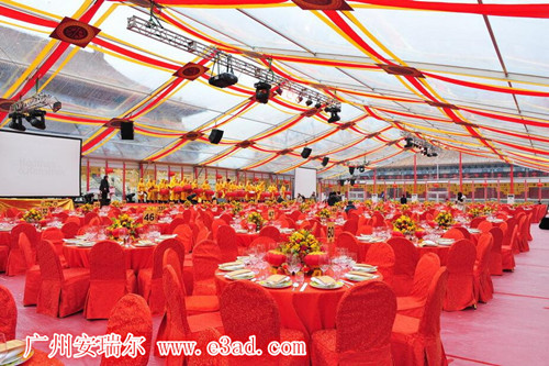 婚礼帐篷,庆典帐篷